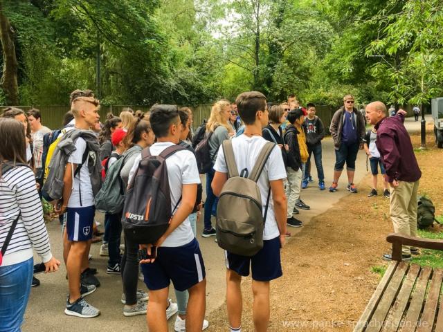 Sommer-Sprachreise-Gruppe 3-1-1