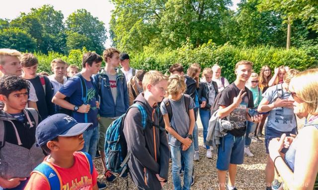 Sommer-Sprachreisen-Gruppe 4-1-1