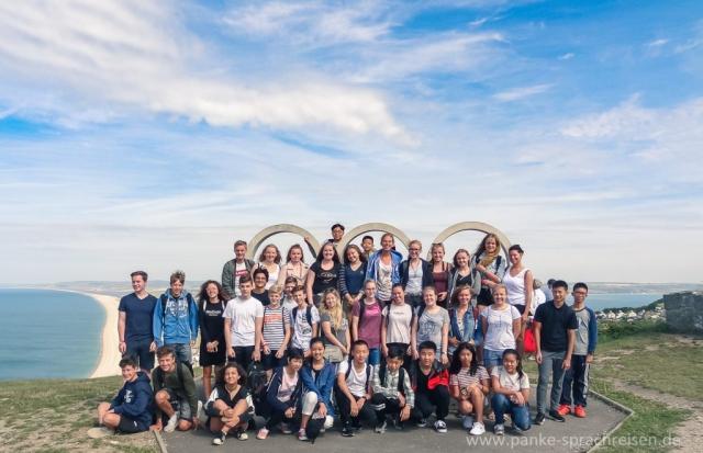 Sommer-Sprachreise-Gruppe 4-1-3