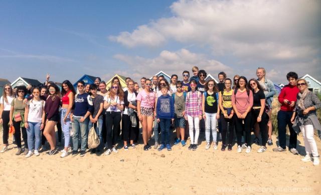 Sommer Sprachreise-Gruppe 4-1-4