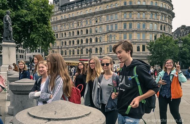 Sommer Sprachreise Gruppe 7-1-2 | 7-1-3
