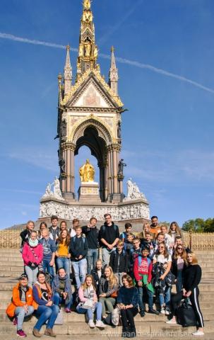 Herbst Sprachreise Gruppe England 1-1