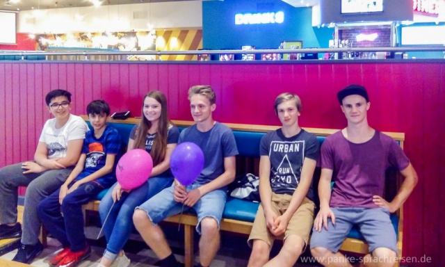 Sommer-Sprachreise-Camp Oxford