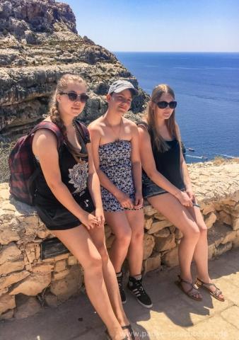 Sommer Sprachreise-Gruppe Malta-3