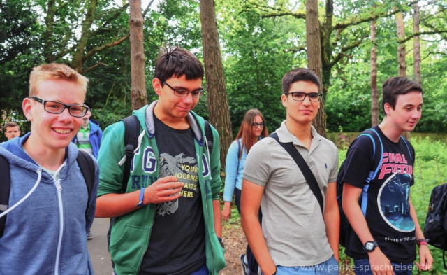Sommer-Sprachreisen Gruppe 2-1-1 / 2-1-3