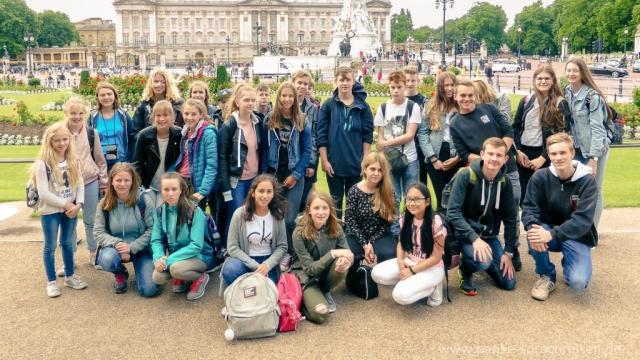 Sprachreise nach England   Gruppe Pfingsten 1-1