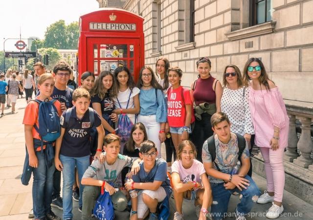Sommer Sprachreise Gruppe 2-1-1
