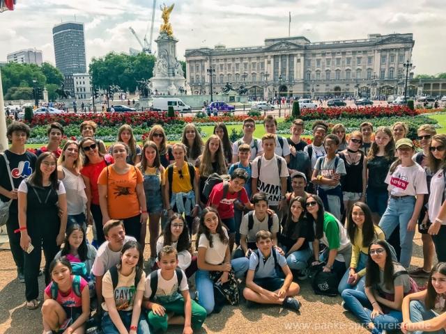 Sprachreise England Sommer Gruppe 2-2-1