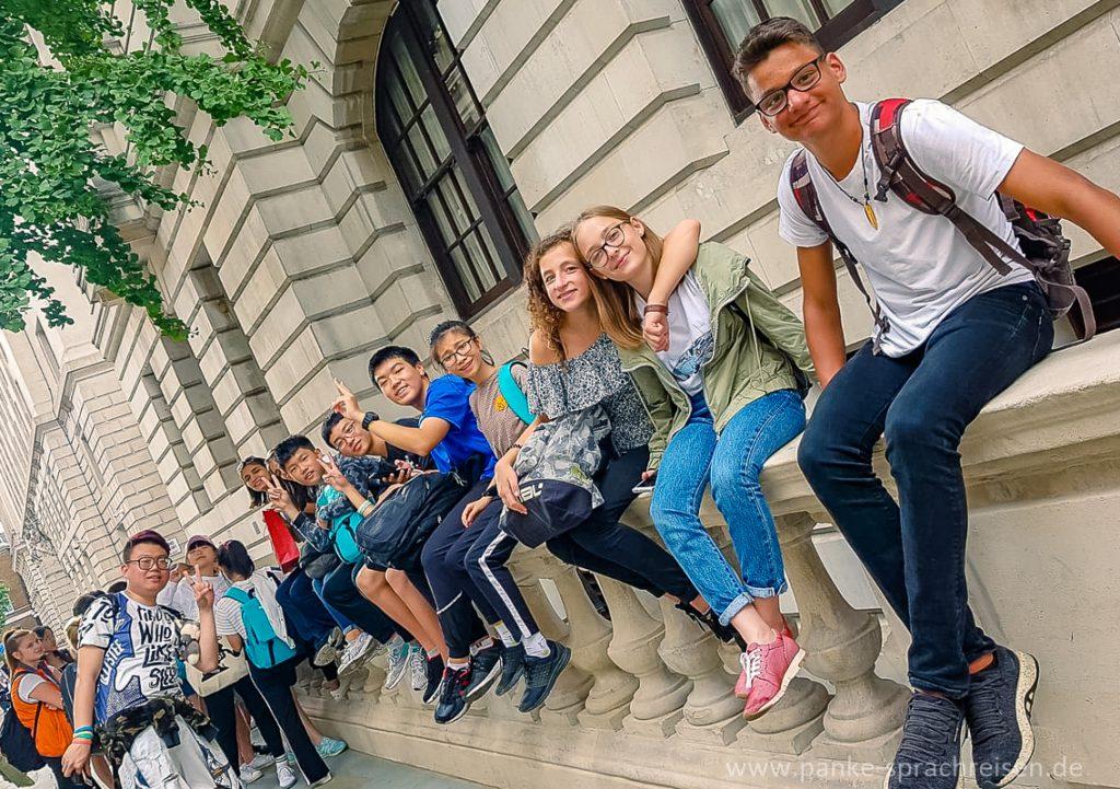 Sprachreise England Gruppe 23-8