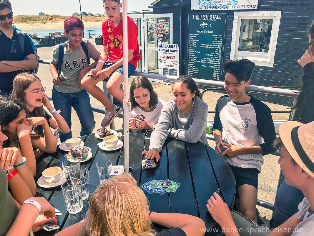 Sommer Sprachreisen England 2018