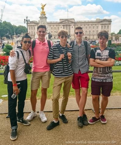 Sprachreise England Sommer Gruppe 3-1-1 / 3-1-3