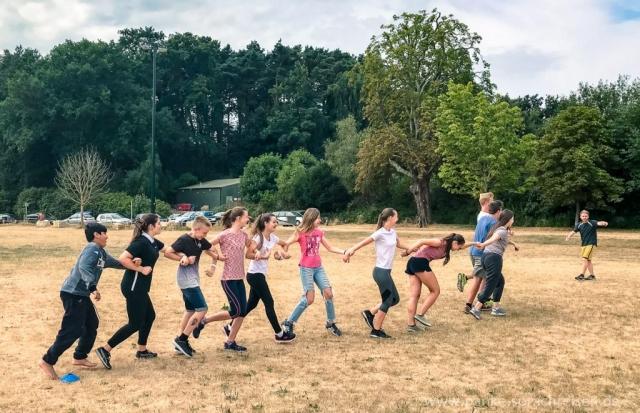 Sprachreisen England Sommer Gruppe 3-2