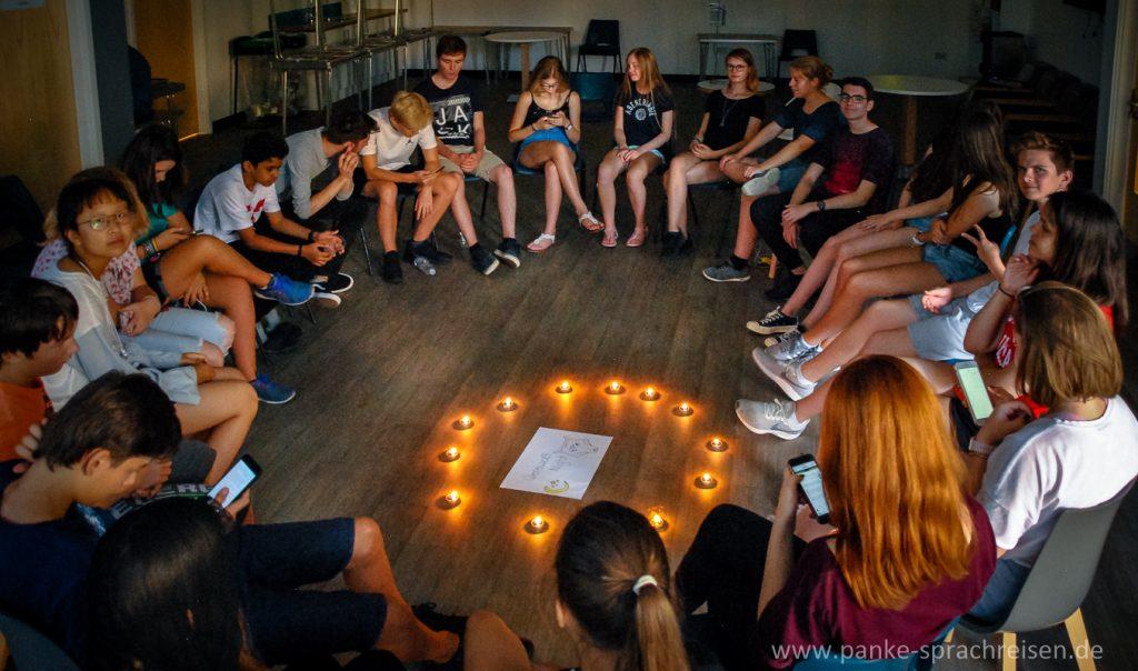 Sprachcamp England Hatfield Sommer 2018
