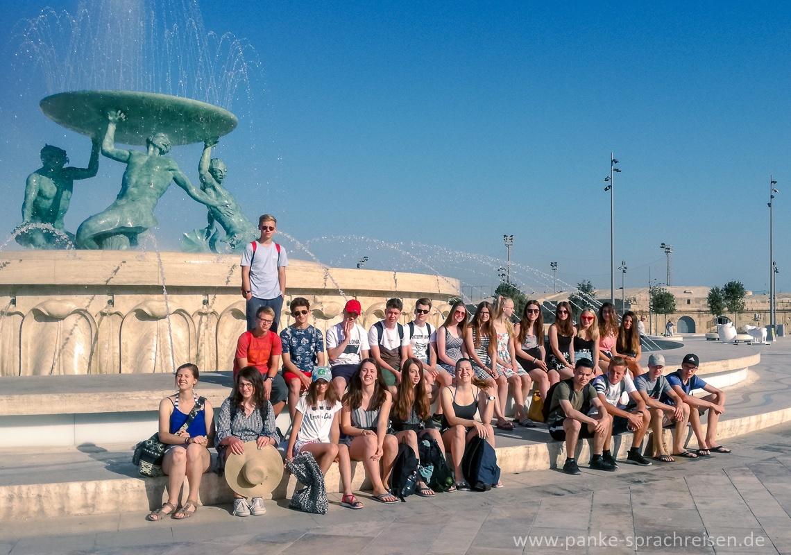 Sprachreisen 2018 Sommer Malta