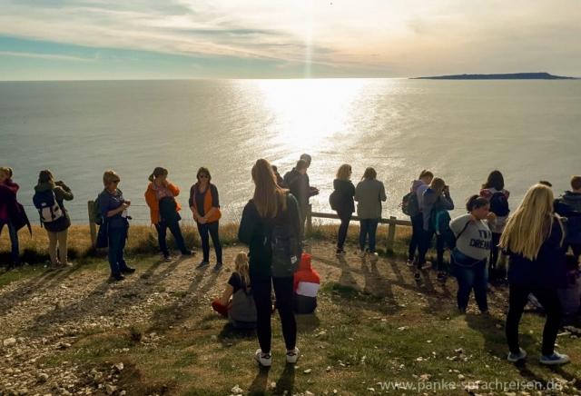 Sprachreisen England Gruppe Herbst 1