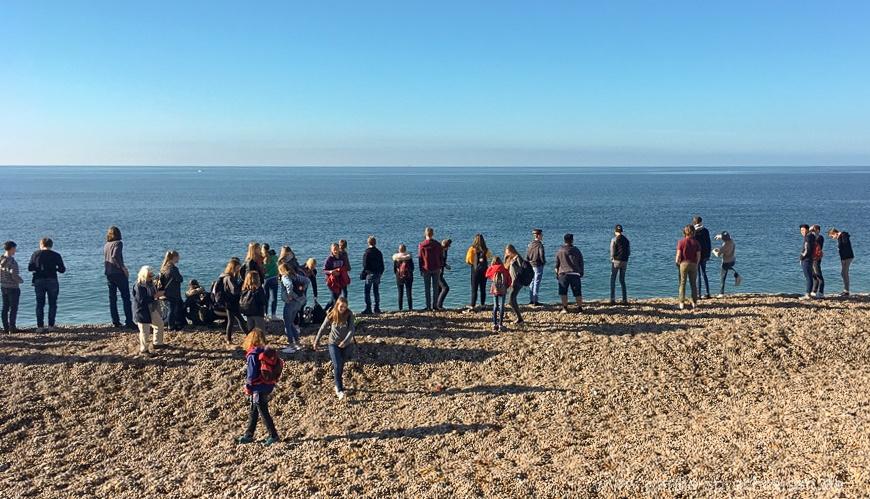 Sprachreisen England Gruppe Herbst 2 und 3