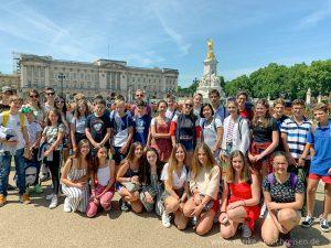 Sprachreisen England Gruppe 2