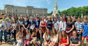 Sommer Sprachreise Gruppe 2