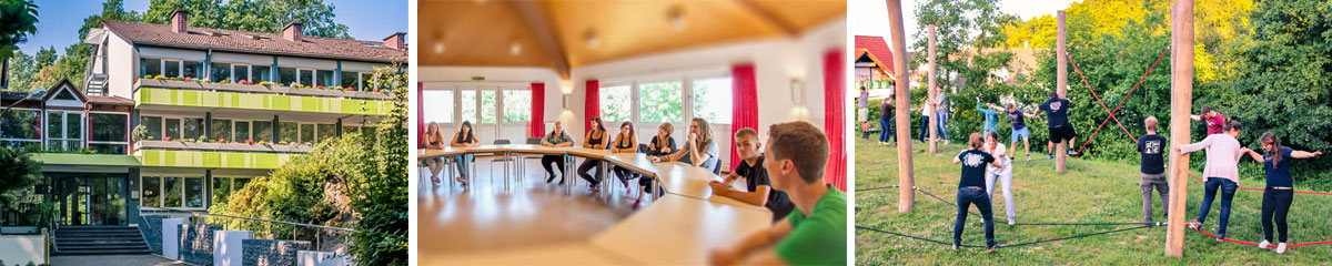 Sprachcamp Hattingen | Haus Friede