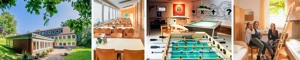Sprachcamp Hattingen | Unterkunft