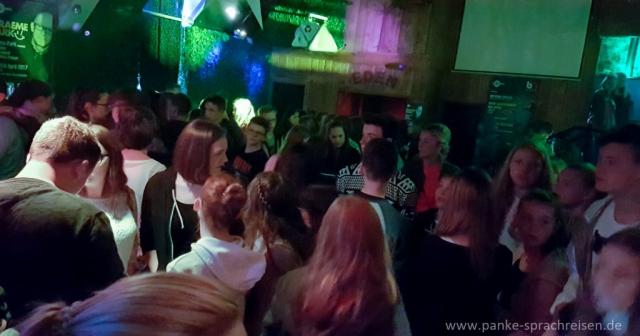Sprachreise-Gruppe Ostern 2-3 2017