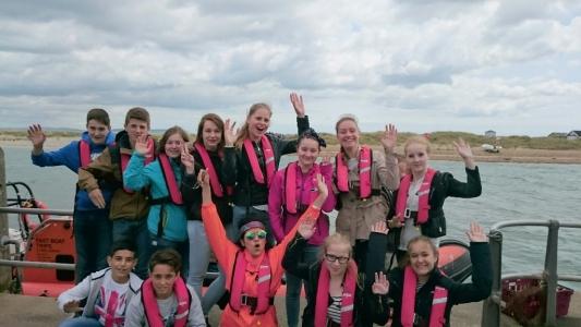 Speedboat Ausflug