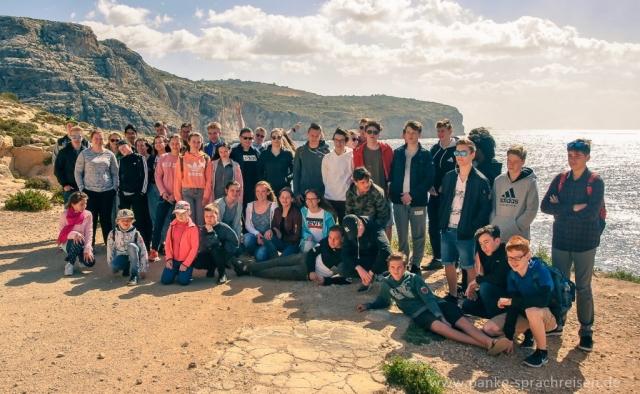 Oster-Sprachreisen Malta 2018