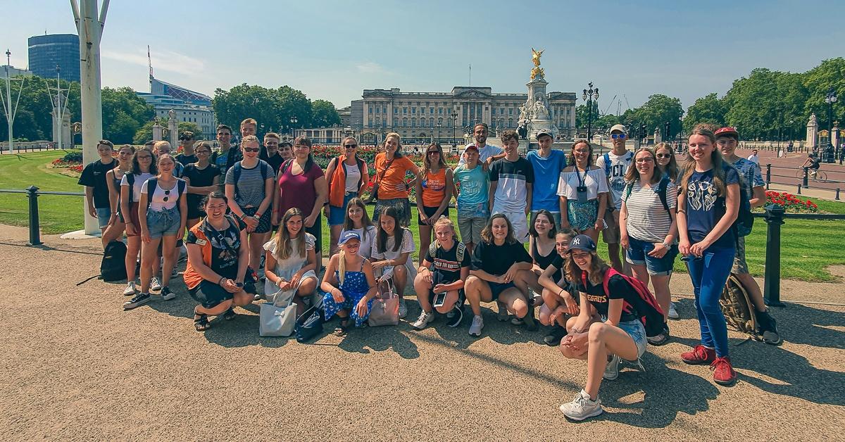 England Sommer Sprachreise 2020