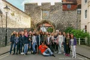 Winchester, Sprachreise, Sprachreise England