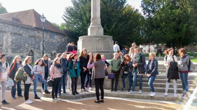 Winchester, Sprachreise, Sprachreisen England