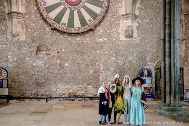 Winchester, Sprachreise England, Sprachreise