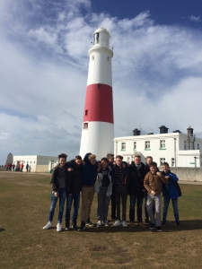 Gruppe 2-1 Portland Lighthouse