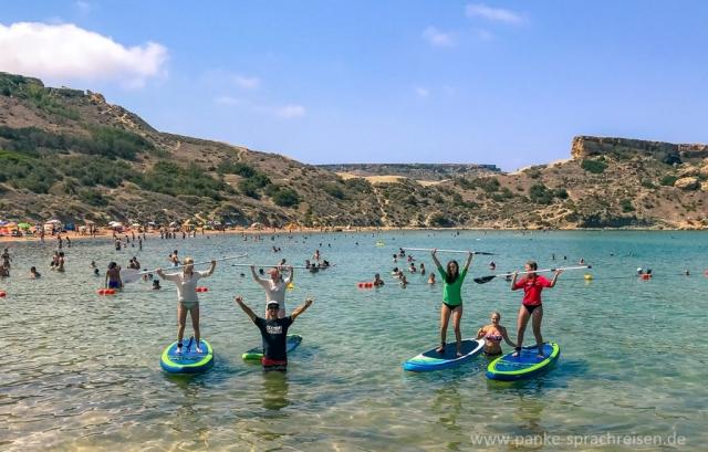 Sprachreisen Malta