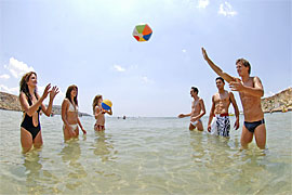 Malta Strandspiele | Quelle: viewingmalta.com