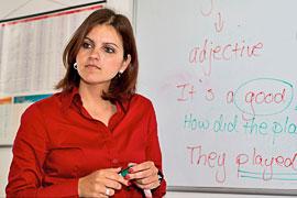 Englisch Sprachlehrer