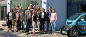 Das Team von Panke Sprachreisen in Ratekau