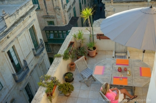 Penthouse Dachterrasse 1 Malta
