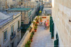 Penthouse Dachterrasse 2 Malta