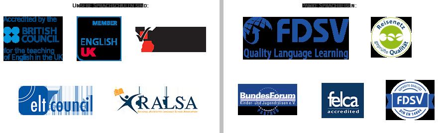 Qualitätssiegel Panke Sprachreisen