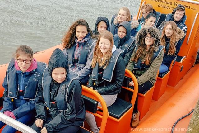 Herbst 3-1 Rib-Boat-Tour