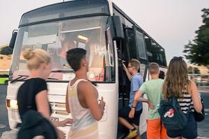 Shuttle Service Jugendliche