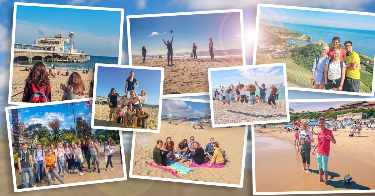 Sprachreisen in den Sommerferien nach England für Jugendliche