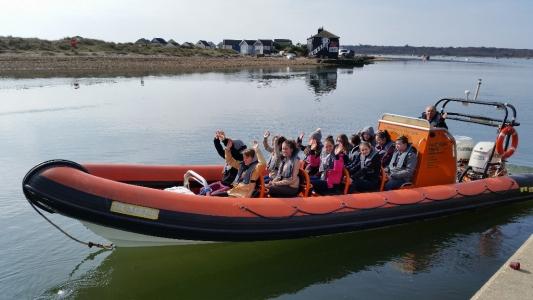 Speadboat