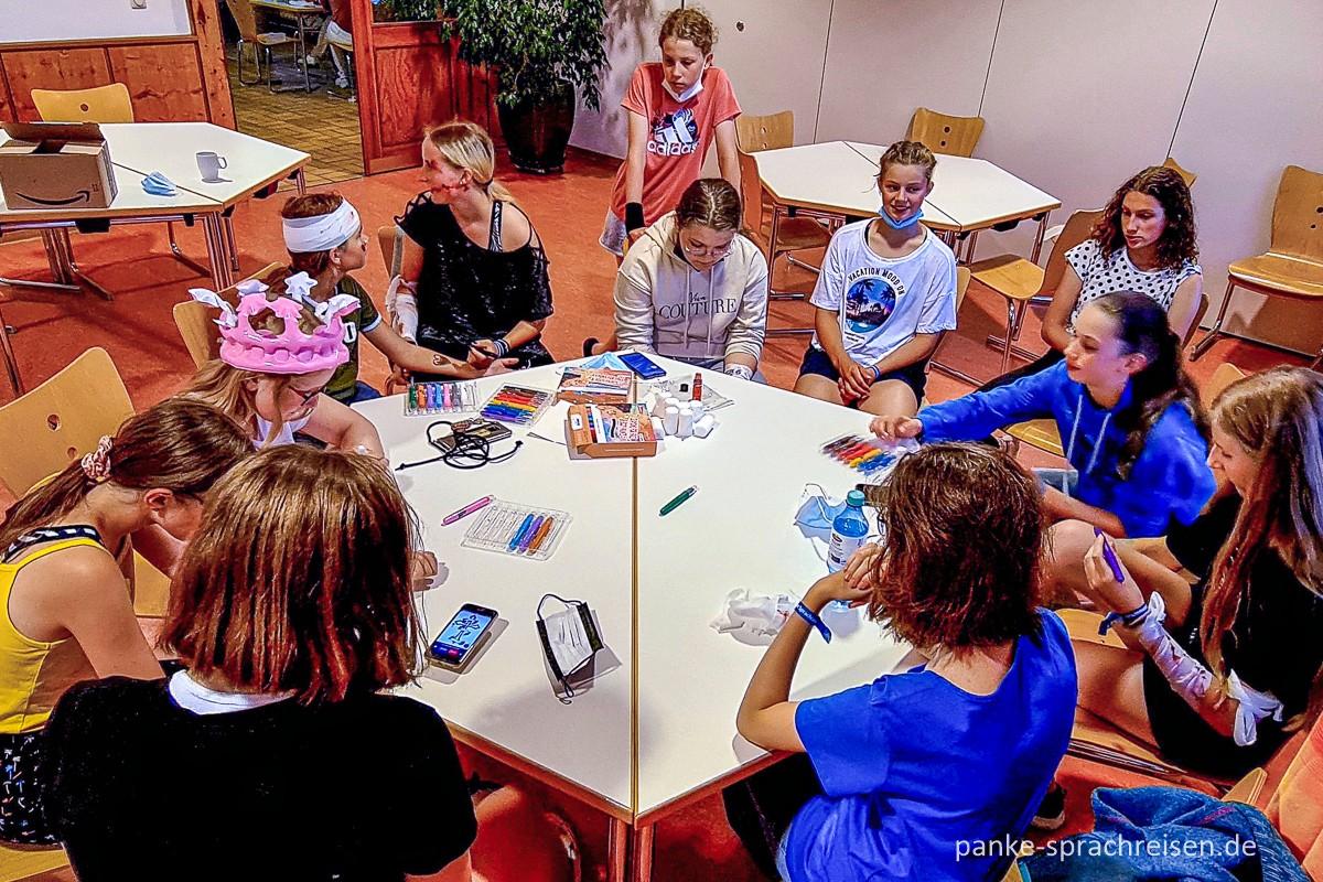 Sprachcamp Plön Zombie5