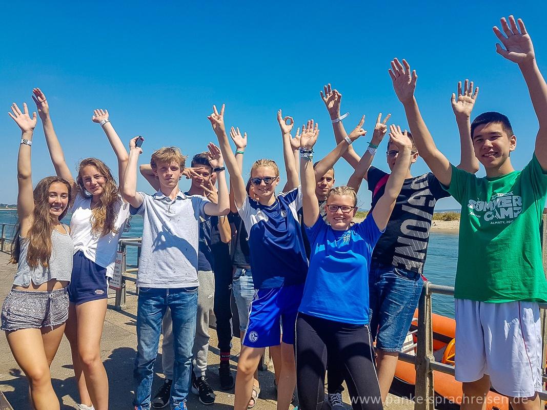 Sprachreisen nach England für Jugendliche
