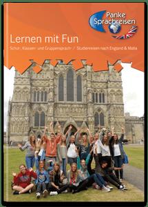 Broschüre Klassenreisen
