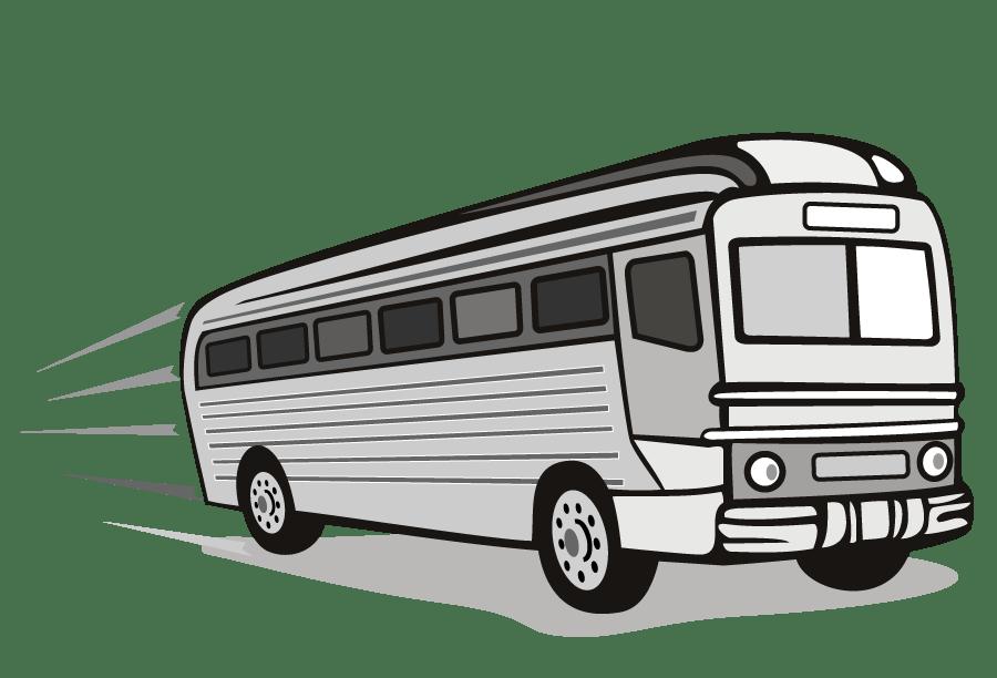 Roadtrip im Bus