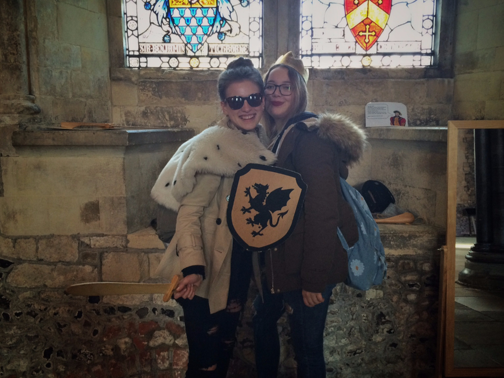 in der Great Hall