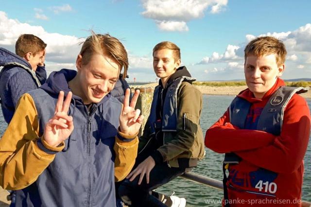Herbst 2-1 Rib-Boat-Tour