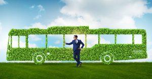 Umwelt- und klimafreundliches Reisen